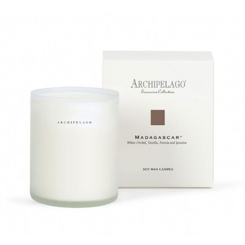 Archipelago Botanicals Excursions Collection Candles Madagas